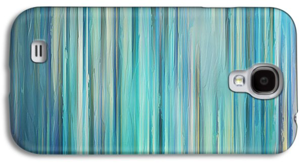 In The Shade Galaxy S4 Cases - Winter Tale Galaxy S4 Case by Lourry Legarde