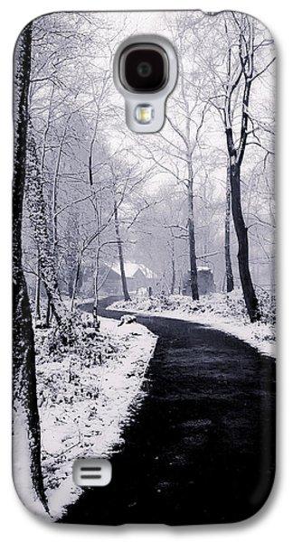 Winter Wonderland Galaxy S4 Cases - Winter Wonderland Galaxy S4 Case by Martin Newman