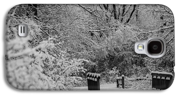 Landscapes Photographs Galaxy S4 Cases - Winter Wonderland Galaxy S4 Case by Sebastian Musial