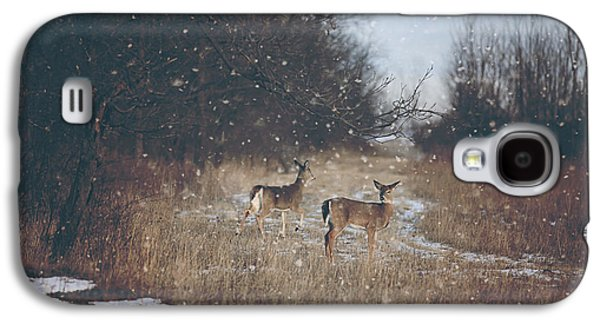 Winter Landscapes Galaxy S4 Cases - Winter Wonders Galaxy S4 Case by Carrie Ann Grippo-Pike