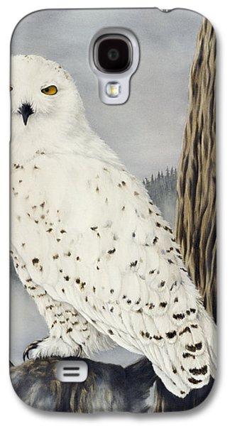 Raptors Galaxy S4 Cases - Winterwise Galaxy S4 Case by Rick Bainbridge