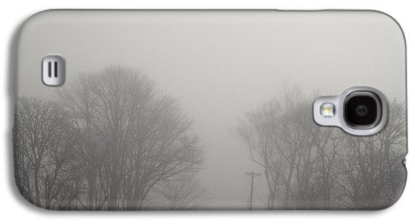 Contemplative Photographs Galaxy S4 Cases - Wintry dreams Galaxy S4 Case by Kunal Mehra