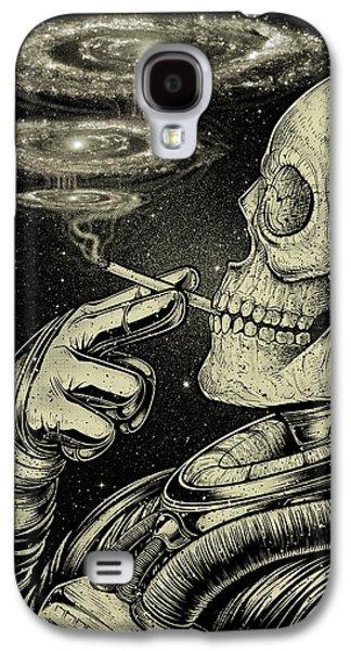 Enterprise Galaxy S4 Cases - Winya No.31 Galaxy S4 Case by Winya Sangsorn