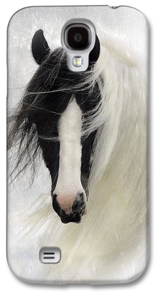 Printed Photographs Galaxy S4 Cases - Wisteria  Galaxy S4 Case by Fran J Scott