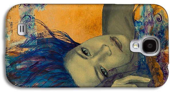Live Art Galaxy S4 Cases - Within Temptation Galaxy S4 Case by Dorina  Costras