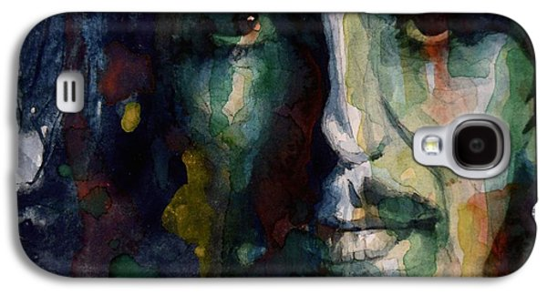 Fab Four Galaxy S4 Cases - Within You Without You Galaxy S4 Case by Paul Lovering
