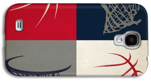 Wizard Photographs Galaxy S4 Cases - Wizards Ball And Hoop Galaxy S4 Case by Joe Hamilton