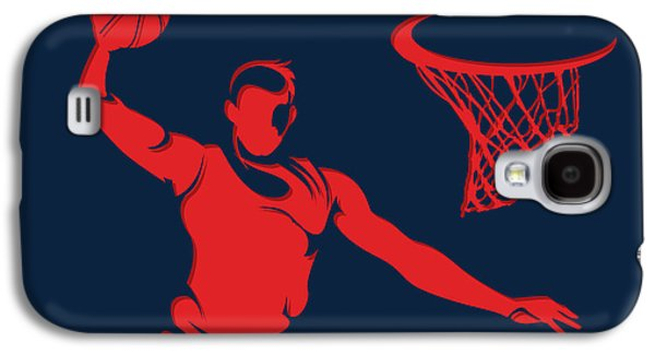 Wizard Photographs Galaxy S4 Cases - Wizards Basketball Player2 Galaxy S4 Case by Joe Hamilton