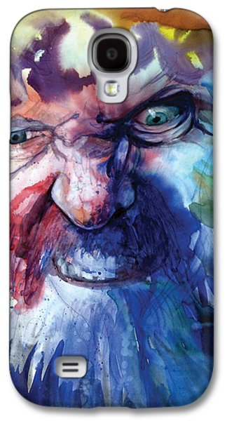 Bizarre Galaxy S4 Cases - Wizzlewump Galaxy S4 Case by Frank Robert Dixon
