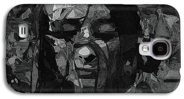 Woman Gift Galaxy S4 Cases - Woman in Serenity Galaxy S4 Case by Ayse Deniz