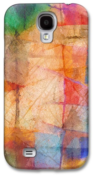 Home Decor Galaxy S4 Cases - Wonderworld Galaxy S4 Case by Home Decor