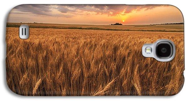Won't Be Long Galaxy S4 Case by Scott Bean