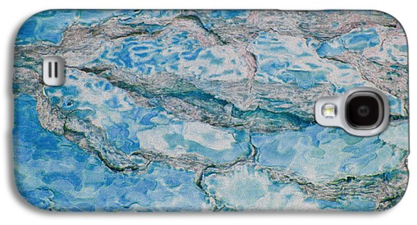 Abstract Digital Digital Galaxy S4 Cases - Wood to Water Galaxy S4 Case by Stephanie Grant