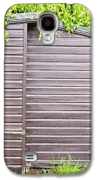 Shed Galaxy S4 Cases - Wooden shed  Galaxy S4 Case by Tom Gowanlock