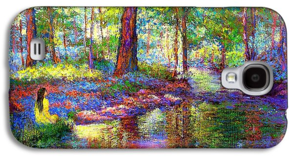 Woodland Rapture Galaxy S4 Case by Jane Small
