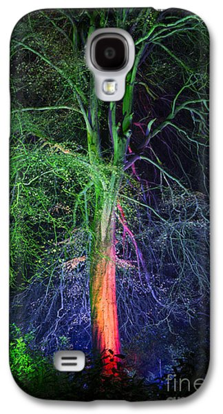 Lore Galaxy S4 Cases - Woodland Realm Galaxy S4 Case by Tim Gainey