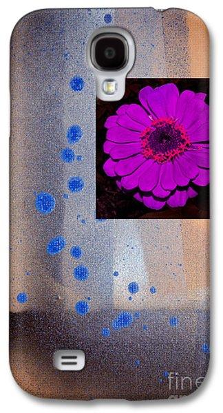 Work In Progress Number Three Galaxy S4 Case by Skip Willits