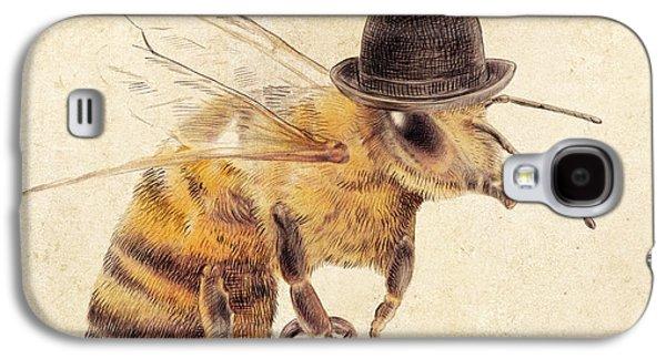 Worker Bee Galaxy S4 Case by Eric Fan