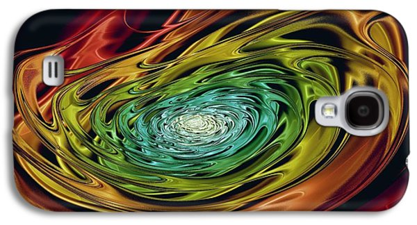 Reality Galaxy S4 Cases - World In Her Hands Galaxy S4 Case by Anastasiya Malakhova