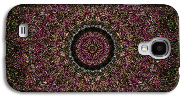 R. Mclellan Photography Galaxy S4 Cases - Woven Kaleidoscope Galaxy S4 Case by R McLellan