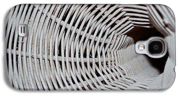 Entrances Sculptures Galaxy S4 Cases - Woven Tunnel Galaxy S4 Case by Daniel P Cronin