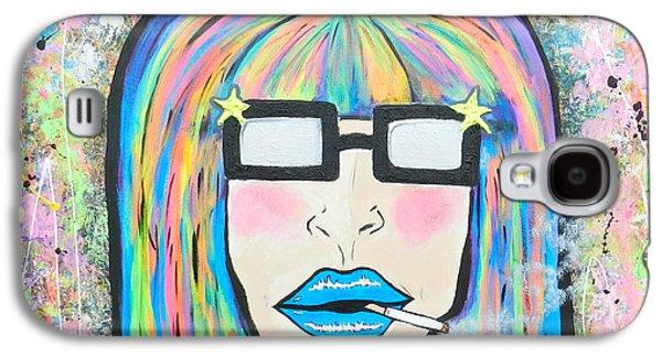 X-tina Galaxy S4 Case by Dani Caccs