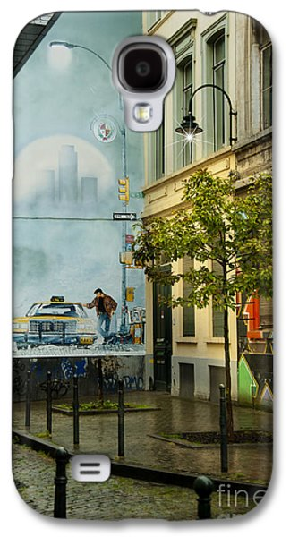 Mural Photographs Galaxy S4 Cases - Xiii Galaxy S4 Case by Juli Scalzi