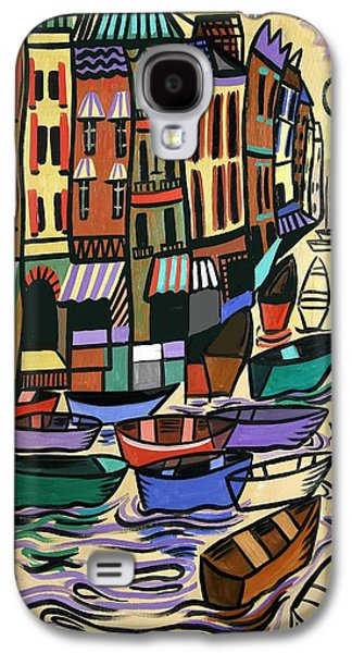 Building Metal Prints Galaxy S4 Cases - Yachts For Sale Galaxy S4 Case by Anthony Falbo