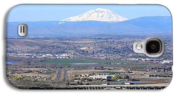 Yakima Valley Galaxy S4 Cases - Yakima Valley Panorama Galaxy S4 Case by Carol Groenen