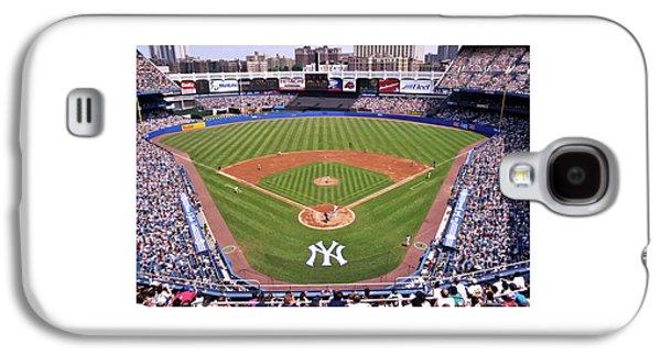 Yankee Stadium Galaxy S4 Case by Allen Beatty