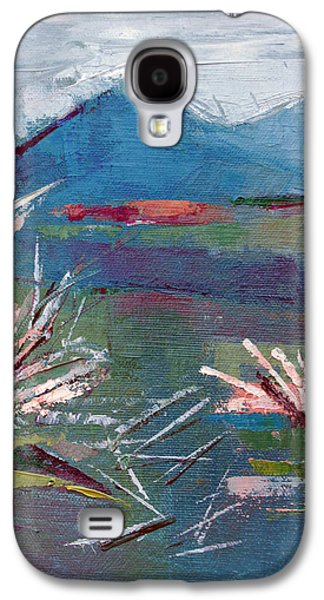 Becky Kim Paintings Galaxy S4 Cases - Yasan 2 Galaxy S4 Case by Becky Kim