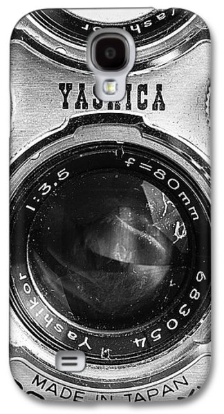 35mm Galaxy S4 Cases - Yashica 635 - Front Detail Galaxy S4 Case by Jon Woodhams
