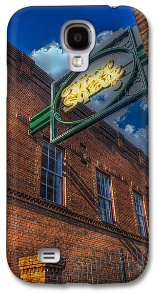 Warehouse Galaxy S4 Cases - Ybor Square Galaxy S4 Case by Marvin Spates