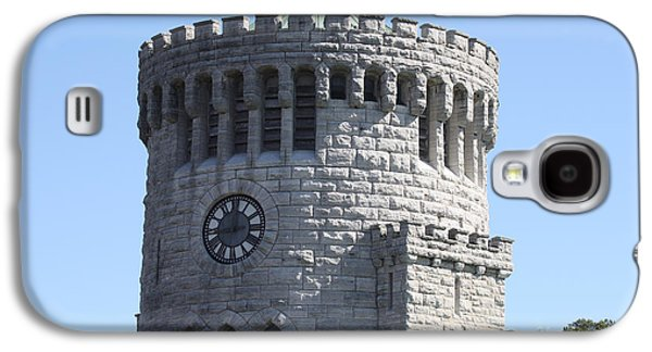 Fantasy Photographs Galaxy S4 Cases - Ye Old Castle Clock Tower Galaxy S4 Case by John Telfer