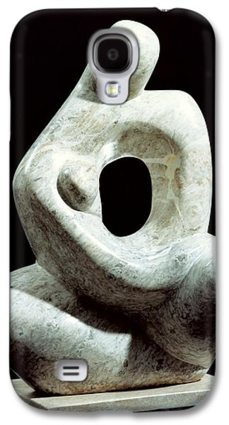Abstracts Sculptures Galaxy S4 Cases - Yearning   Galaxy S4 Case by Shimon Drory