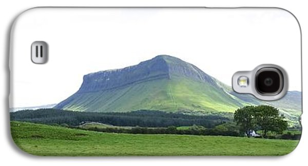 Irish Folklore Galaxy S4 Cases - Yeats Country - Under Ben Bulben Galaxy S4 Case by Charlie Brock