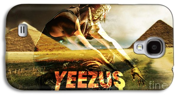 Kanye West Galaxy S4 Cases - Yeezus2 Galaxy S4 Case by Maryfornia  Collections
