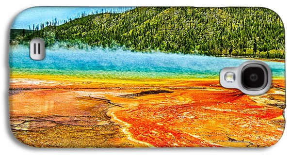 Bison Digital Galaxy S4 Cases - Yellowstone National Park  Galaxy S4 Case by  Bob and Nadine Johnston