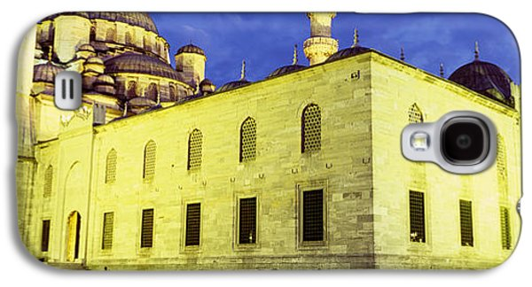 Religious Galaxy S4 Cases - Yeni Mosque, Istanbul, Turkey Galaxy S4 Case by Panoramic Images
