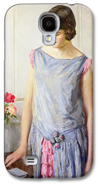 Yes Or No Galaxy S4 Case by William Henry Margetson