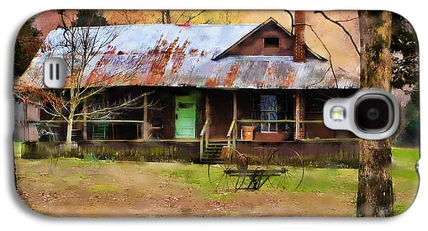 Old House Photographs Galaxy S4 Cases - Yesteryear Galaxy S4 Case by Betty LaRue