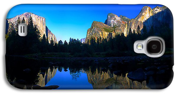 Photographic Art Galaxy S4 Cases - Yosemite Reflections Galaxy S4 Case by Bill Caldwell -        ABeautifulSky Photography