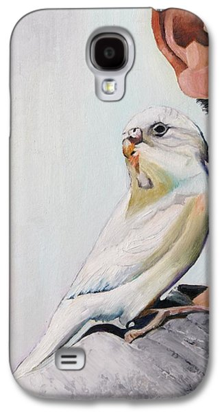 Cheer On Galaxy S4 Cases - You and I Galaxy S4 Case by Misuk  Jenkins
