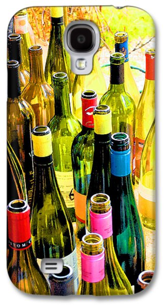 Wine Tasting Galaxy S4 Cases - You are invited to a wine tasting... Galaxy S4 Case by Margaret Hood