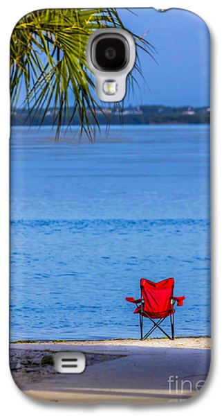 You Should Be Here Galaxy S4 Case by Marvin Spates