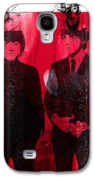 Fab Four Galaxy S4 Cases - Young Gs Galaxy S4 Case by Molly Picklesimer