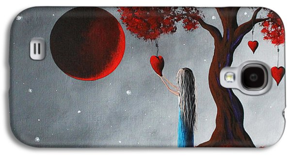 Recently Sold -  - Surreal Landscape Galaxy S4 Cases - Your Love Lives On by Shawna Erback Galaxy S4 Case by Shawna Erback