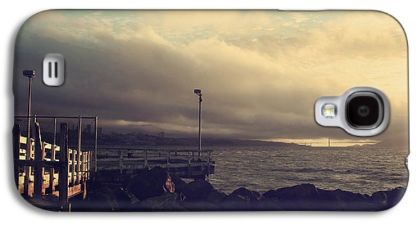 San Francisco Bay Galaxy S4 Cases - Youre a Force of Nature Galaxy S4 Case by Laurie Search