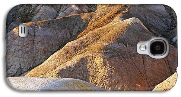 Sunset Abstract Galaxy S4 Cases - Zabriski Point #6 Galaxy S4 Case by Stuart Litoff