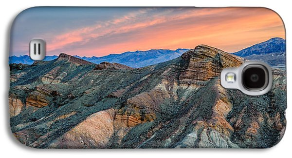 Morning Galaxy S4 Cases - Zabriskie Dawn In Another Direction Galaxy S4 Case by Duane Miller